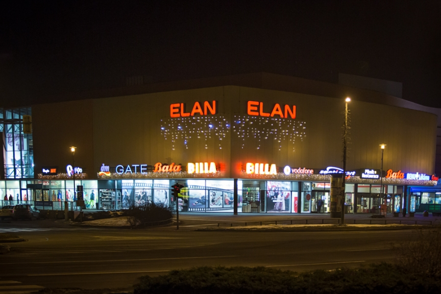 OC Elan -
